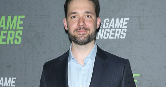 Alexis Ohanian Foto Getty Images