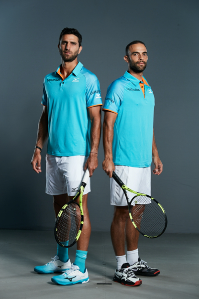 Cabal y Farah Foto: Getty Images