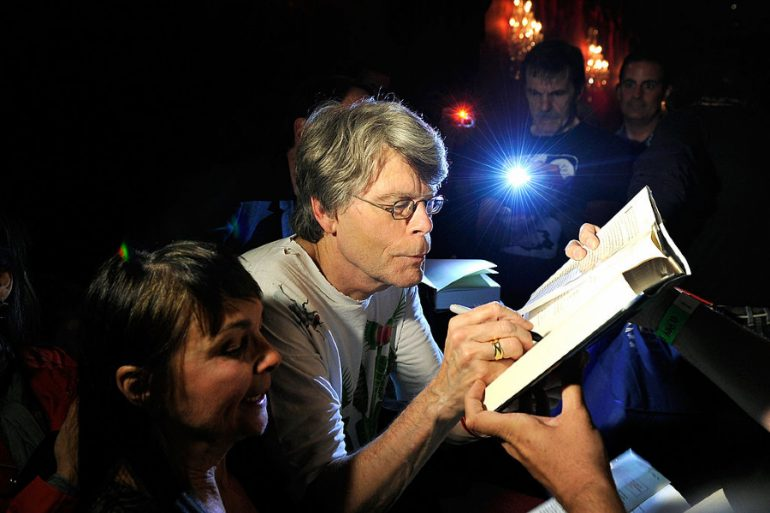Doctor Sleep Stephen King Getty Images