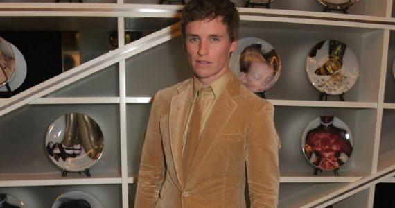 Eddie Redmayne Foto Getty Images