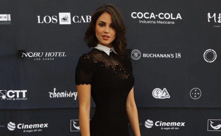 Eiza González Foto_ Festival de Cine de Los Cabos