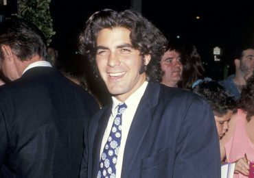 George Clooney Joven Foto Getty Images