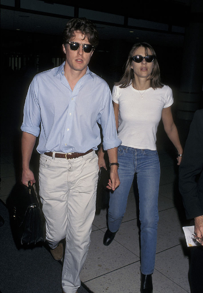 Hugh Grant Estilo - Foto Getty Images