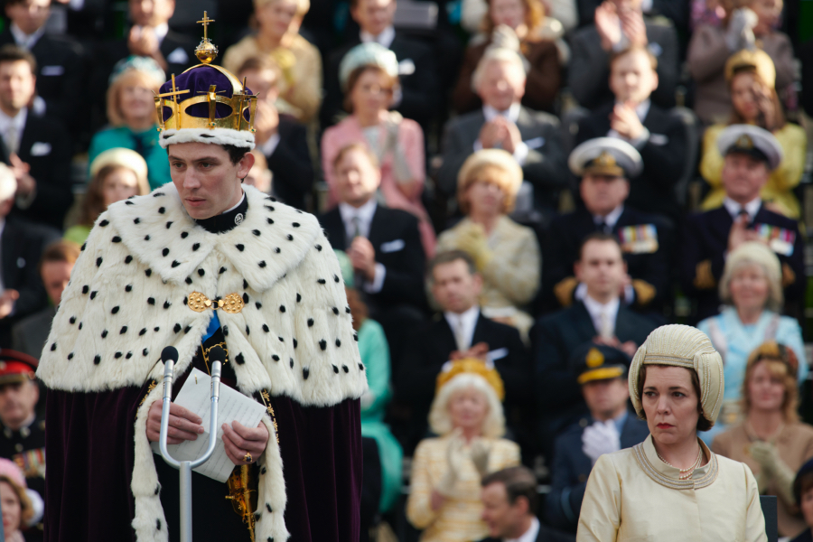 Josh O'Connor The Crown Tercera Temporada - Foto cortesía Netflix