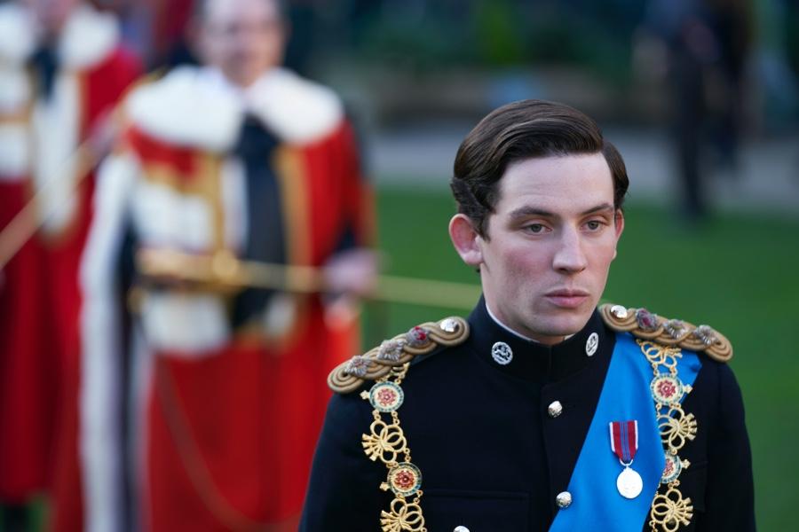 Josh O'Connor como el príncipe Carlos Foto_ Netflix