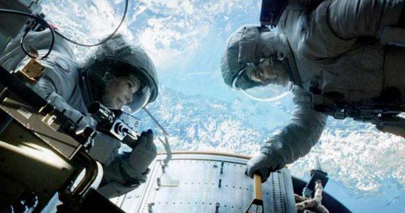 mejores películas del espacio gravedad alíen star Wars