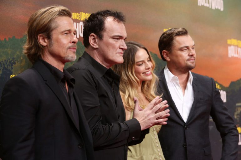 Quentin Tarantino - Getty Images