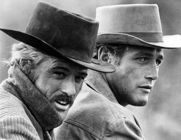 Robert Redford y Paul Newman - Foro Getty Images