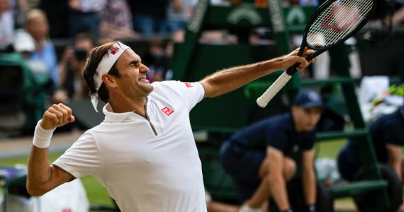 Roger Federer The Greatest Match Foto Mextenis