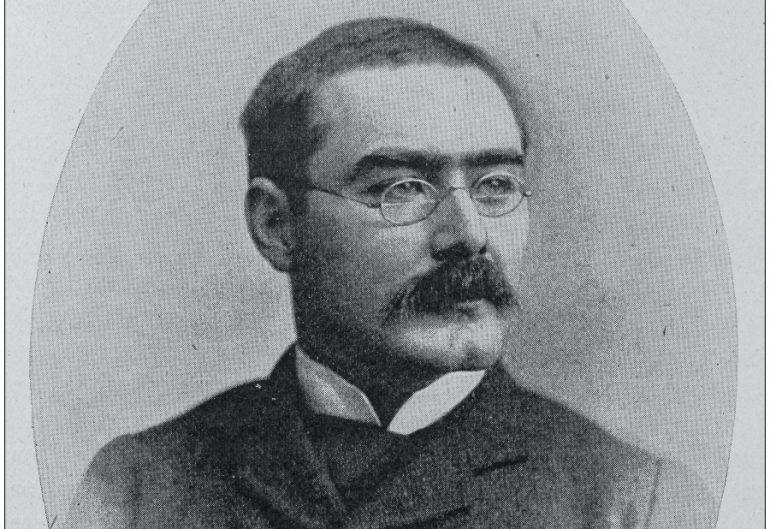 Rudyard Kipling Foto: Getty Images