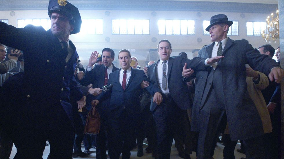 The Irishman Foto Netflix