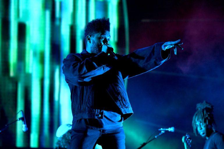 The Weeknd nuevo álbum Foto Getty Images
