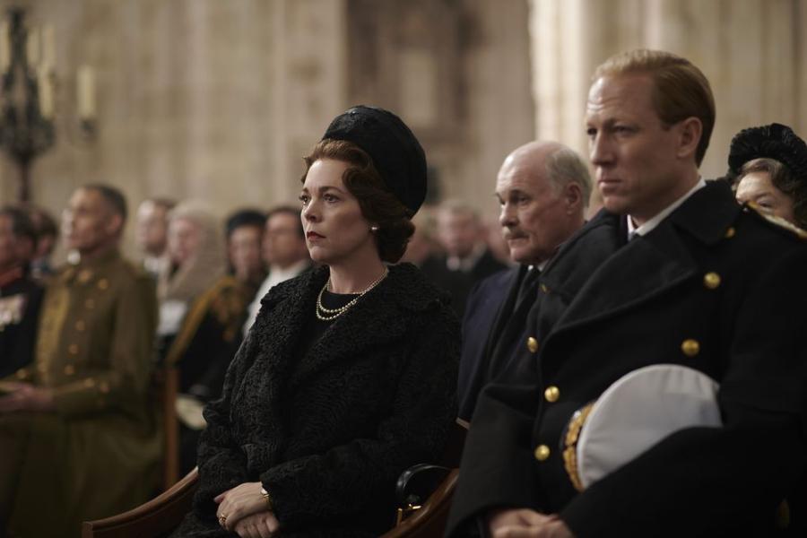 Tobias Menzies The Crown Foto Netflix