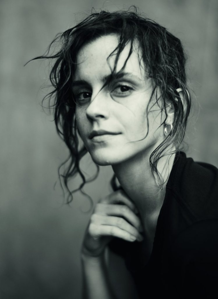 Emma Watson Foto Calendario Pirelli