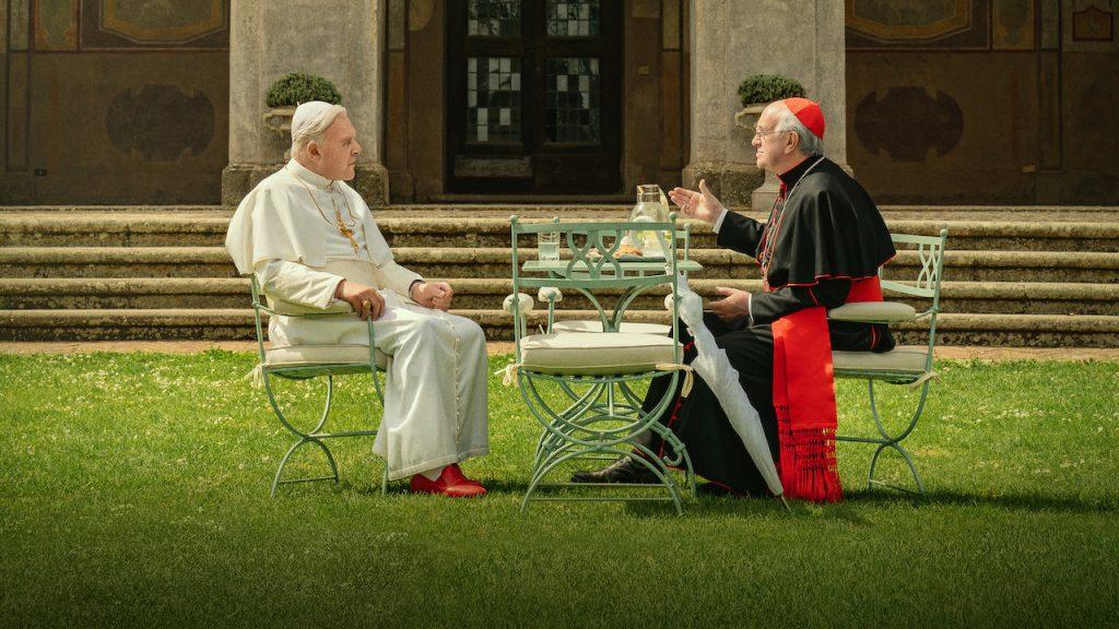 Netflix estrenó Los Dos Papas este viernes 20 de diciembre