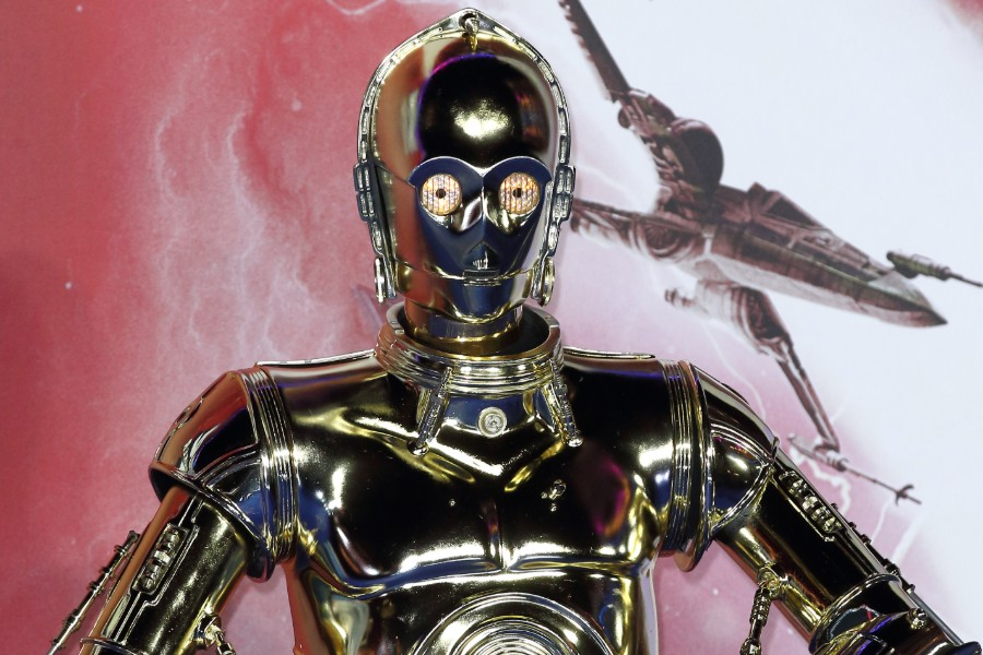C-3PO - GettyImages