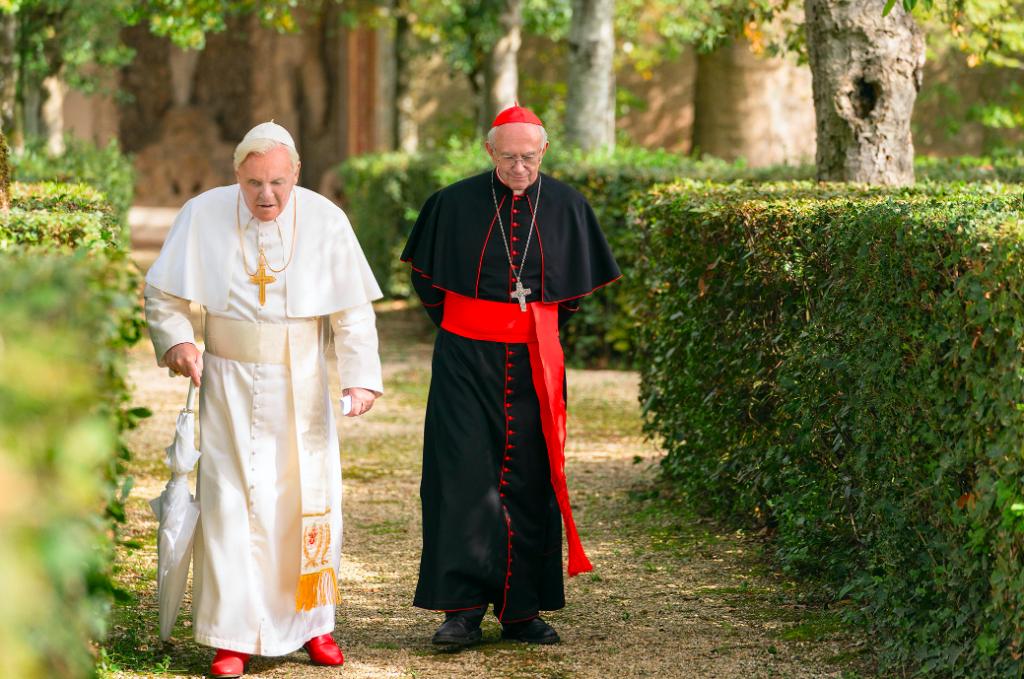 Los Dos Papas fue dirigida por el brasileño Fernando Meirelles, con un guión del aclamado Anthony McCarten