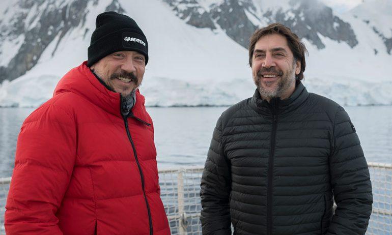 Carlos y Javier Bardem Santuario Foto Cortesia Santuario