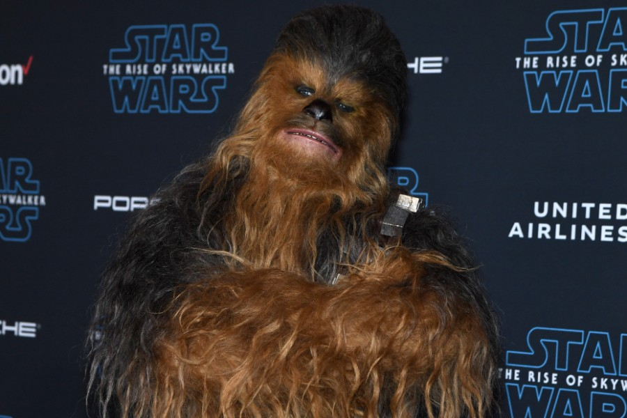 Chewbacca GettyImages