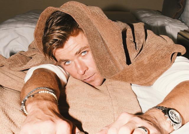 Chris Hemsworth Fotos por Hong Lin