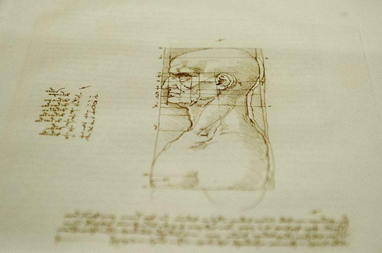 Da Vinci Experience Foto Getty Images