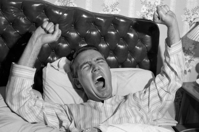 Dormir mucho el fin de semana - GettyImages