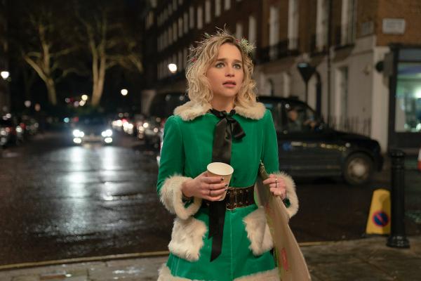 Emilia Clark Foto Last Christmas