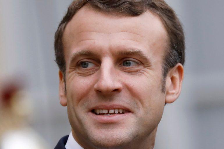 Emmanuel Macron renuncia a pensión - GettyImages