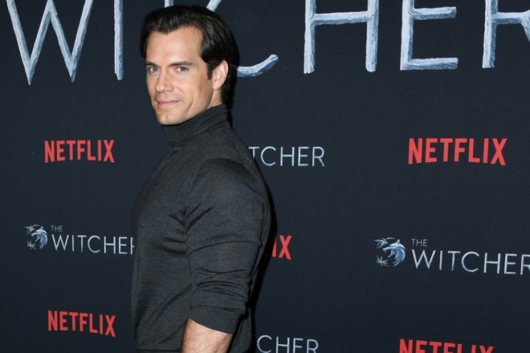 Entrenamiento Henry Cavill The Witcher - GettyImages