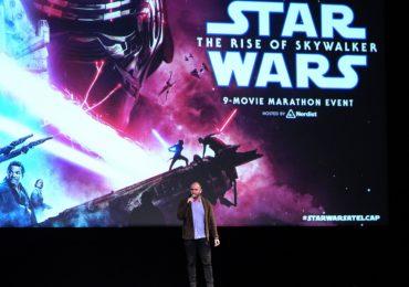 Escena final de Star Wars - GettyImages