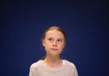 Greta Thunberg persona del año Foto Getty Images