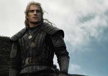 Henry Cavill The Witcher foto Netflix