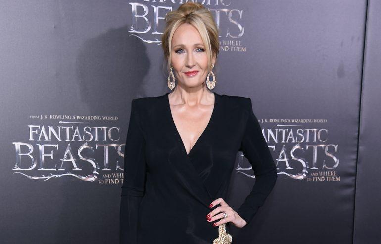 J.K. Rowling tweet transfóbico Foto Getty Images