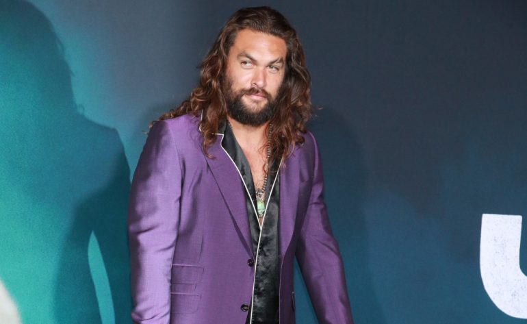 Jason Momoa Chris Pratt Foto Getty Images