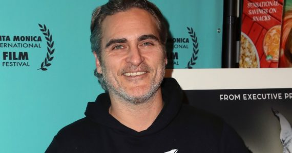 Joaquín Phoenix Sag Awards - GettyImages