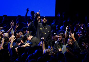 Kanye West Art Basel Foto Getty Images