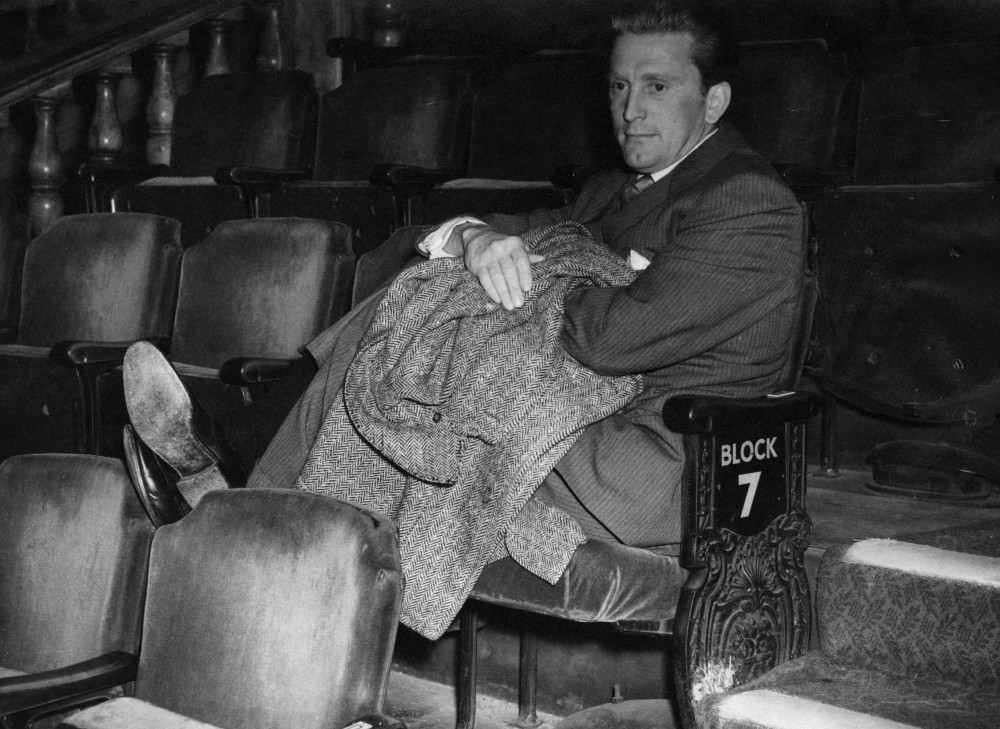 Kirk Douglas actor longevo Foto Getty Images (1)