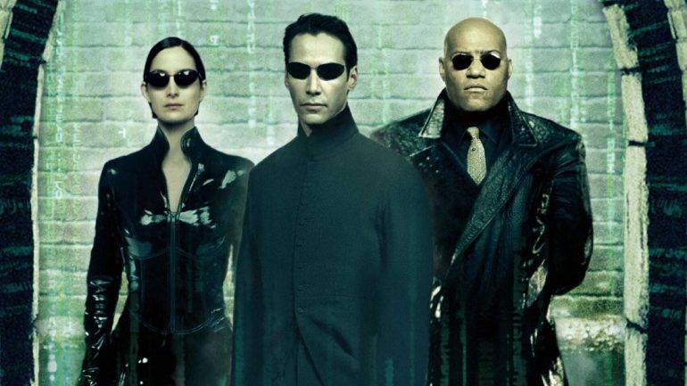 Matrix 4 Lana Wachowski