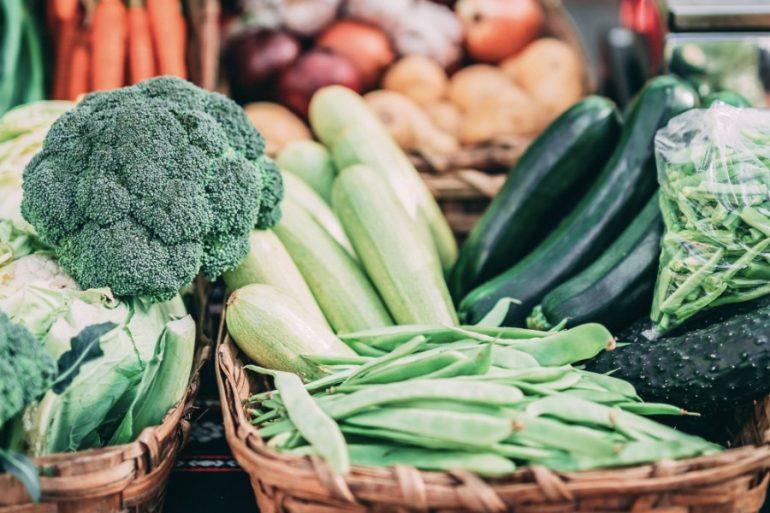 no comer verduras genética Foto Unsplash
