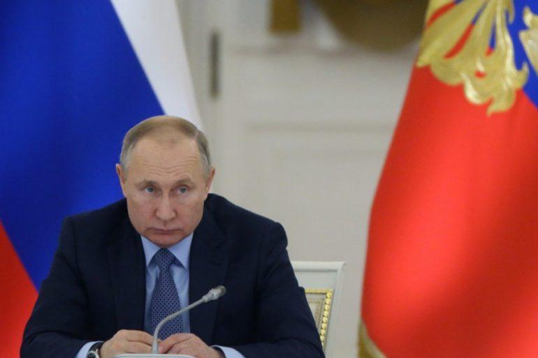 Polonia acusa a Vladimir Putin - GettyImages