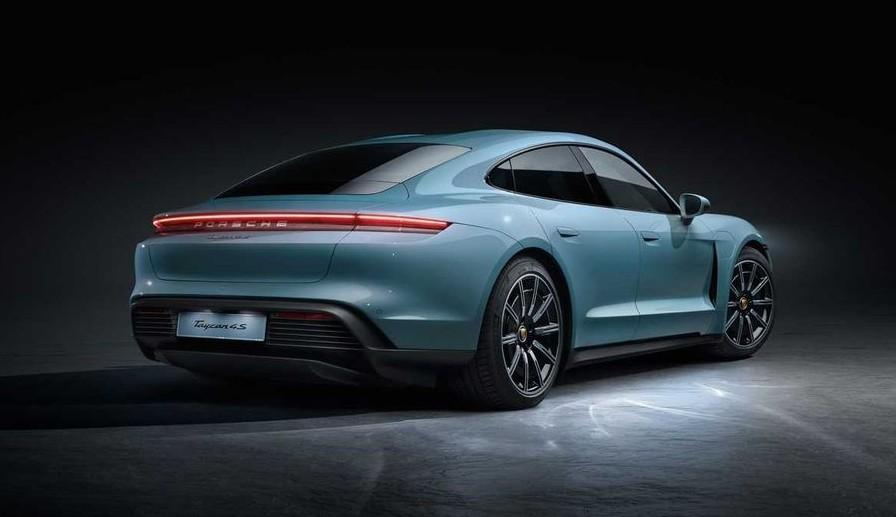 Taycan 4c Foto: Porsche