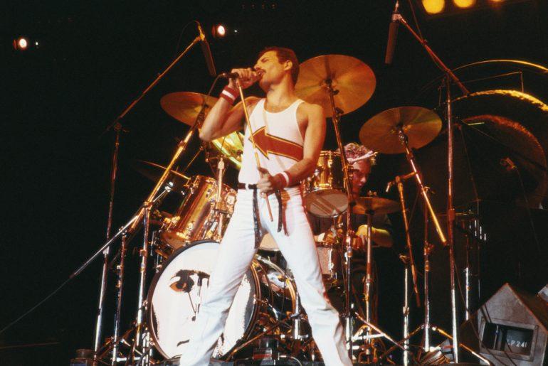 Queen gira mundial Getty Images