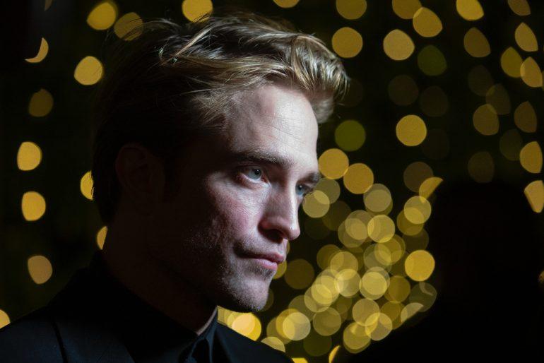 Robert Pattinson traje Batman Foto Getty Images