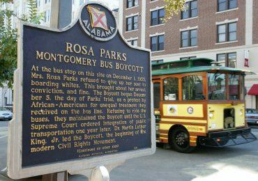 Rosa Parks estatua Foto Getty Images