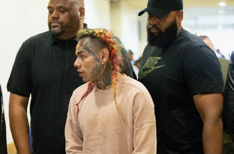 Tekashi 6ix9ine sentenciado dos años Foto Getty Images