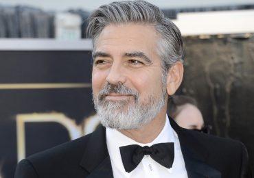 afeitarte la barba sin barbero George Clooney Getty Images