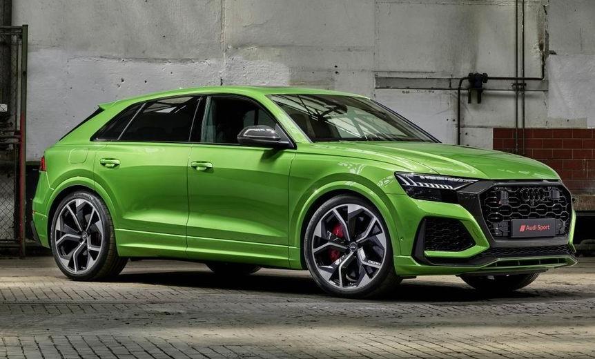 RSQ8 Foto: Audi