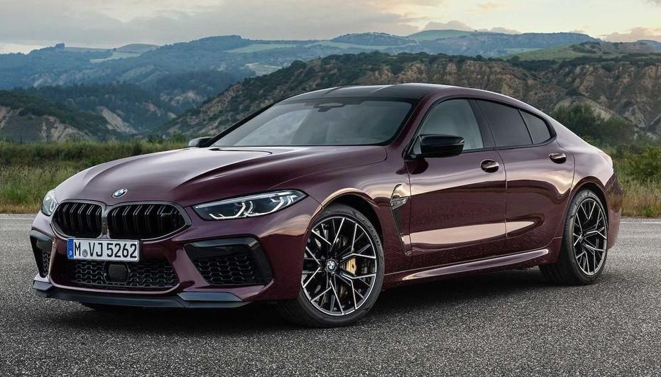 BMW M8 Gran Coupé Foto: BMW