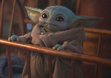 baby yoda malo foto Disney