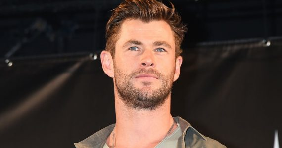 barba al estilo Chris Hemsworth - GettyImages